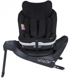 BeSafe iZi Twist i-Size Premium Car Interior Black