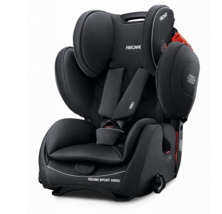 Recaro Young Sport HERO autosedačka -  Core Performance Black