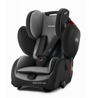Recaro Young Sport HERO autosedačka -  Core Carbon Black