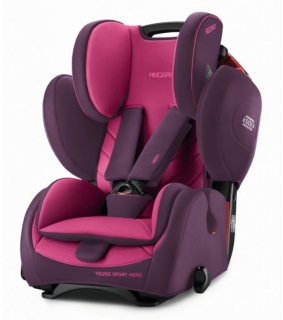 Recaro Young Sport HERO autosedačka -  Core Power Berry