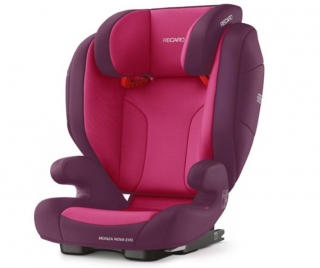 Recaro Monza Nova Evo Seatfix autosedačka -Core Power Berry