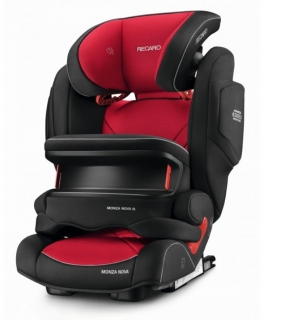 Recaro Monza NOVA IS autosedačka -  Racing Red