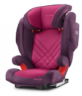Recaro Monza NOVA 2 Seatfix autosedačka -  Core Power Berry