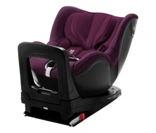 BRITAX RÖMER Swingfix i-Size - burgundy red